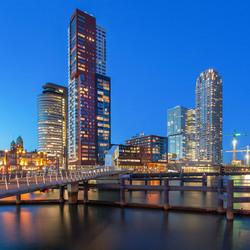 Rijnhaven Rotterdam