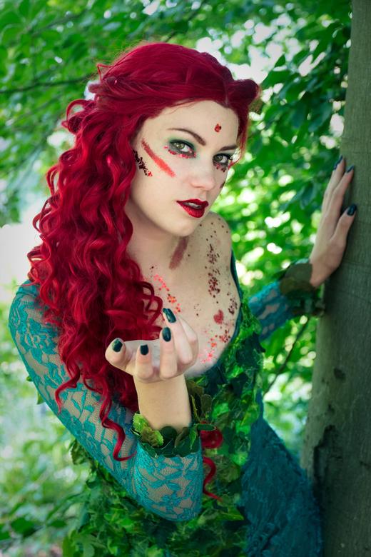 Poison Ivy - Castlefest shoot met Medusa