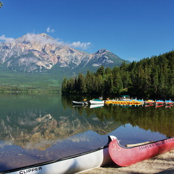 Medicine Lake,