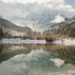 Little Jasna lake