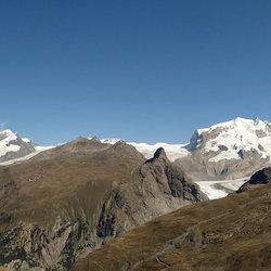 Panorama bij Zermatt (CH)