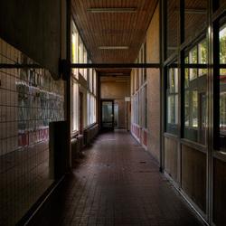 Abandoned Highschool
