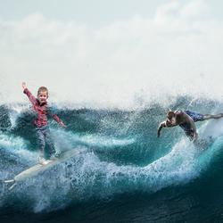 Surfer Mick