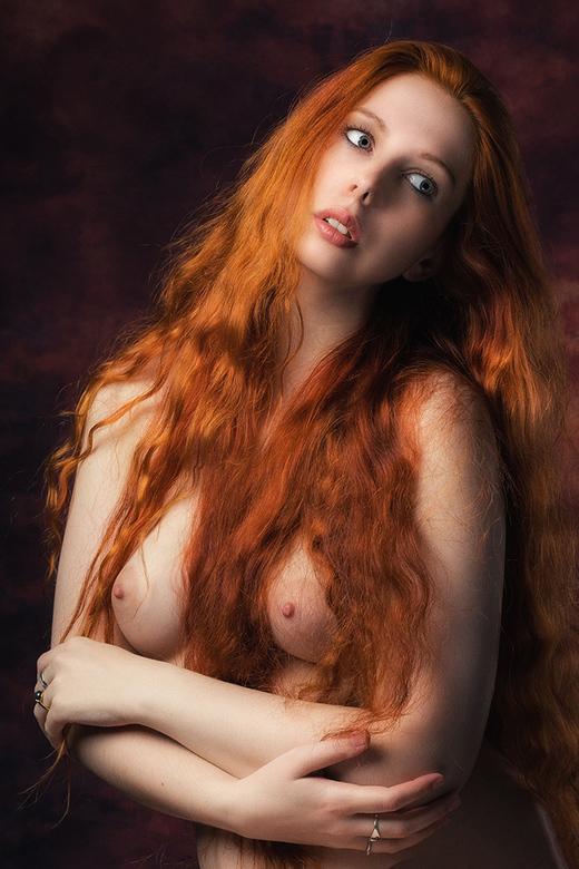 """Angharada - Op verzoek van Lenie een """"normaal"""" bewerkte foto van dit mooie model."""
