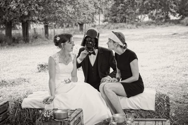 droom - Het huwelijks feest van de kabouter<br /> location shoot on demand