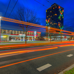 Helix building Arnhem Presikhaaf