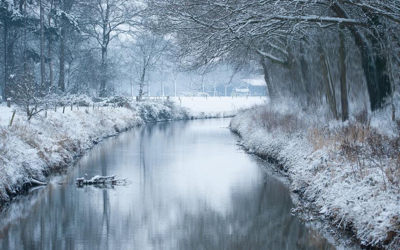 Winters sprookje -