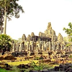 Heilige tempels van Angkor.