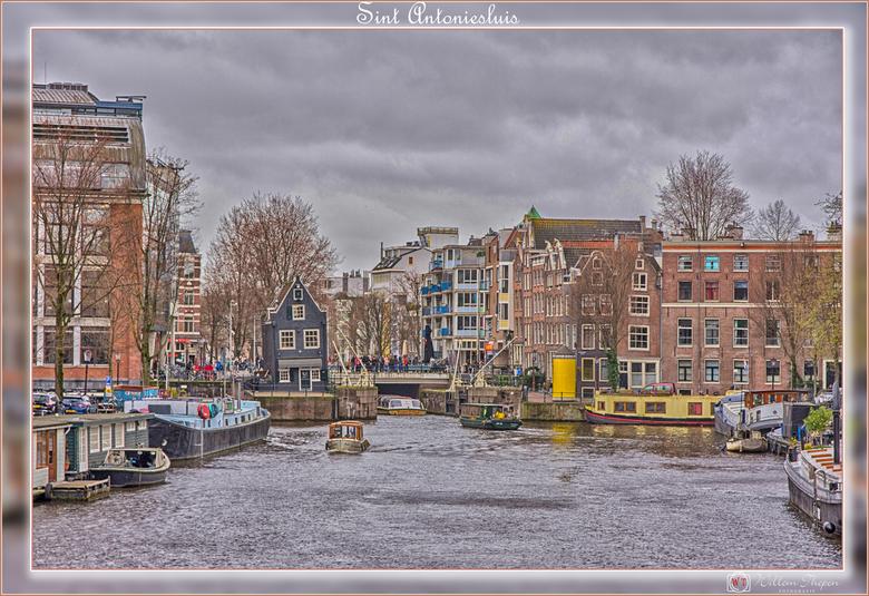 Sint Antoniesluis - Sint Antoniesluis, Oudeschans Amsterdam
