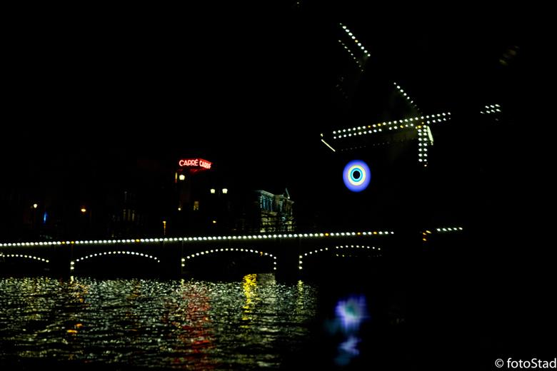 het oog van Amsterdam