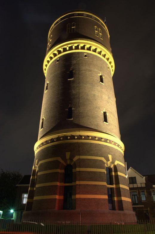 Tilburgse Watertoren - De Watertoren van Tilburg