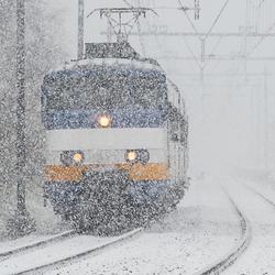 sneeuwsprinter