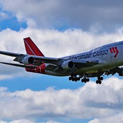 De laatste Martinair Cargo