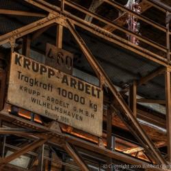 Sinteranlage Krupp