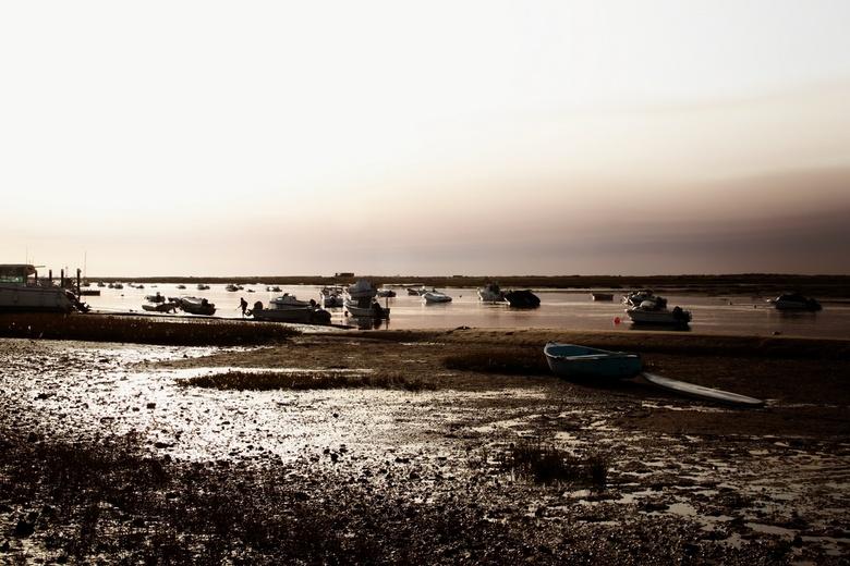eb - eb in de lagune van Cabanas
