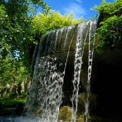 Waterval in Arcen