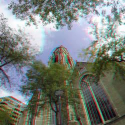 Sint-Laurenskerk Rotterdam 3D