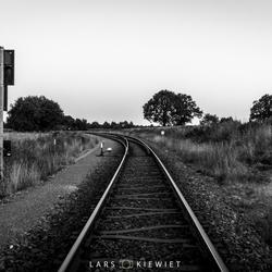 Het spoor over de grens