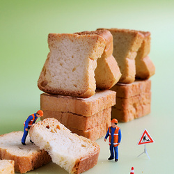 MINI - Toast construction