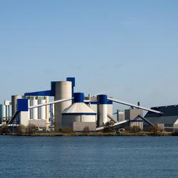 Cement fabriek