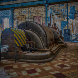 Oude generator