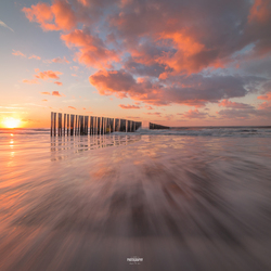 Sunset Burgh Haamstede