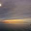 zonsondergang op de Sint Laurens