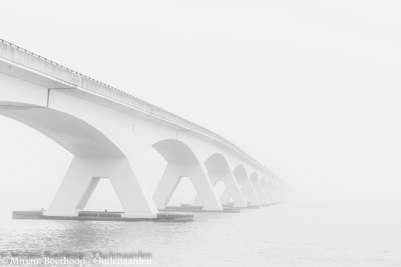 White bridge -