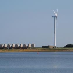 Sluizen van Afsluitdijk