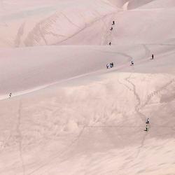 The great Sand Dunes NP, Colorado, USA