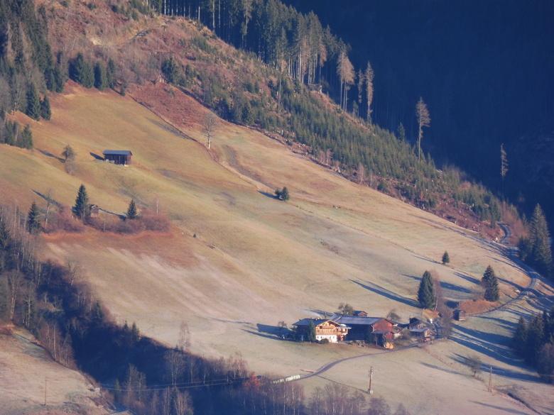 """De overkant - Dit was afgelopen kerst in Oostenrijk, groen. Het was prachtig en genieten én we hebben gelukkig toch nog kunnen skiën <img  src=""""/image"""