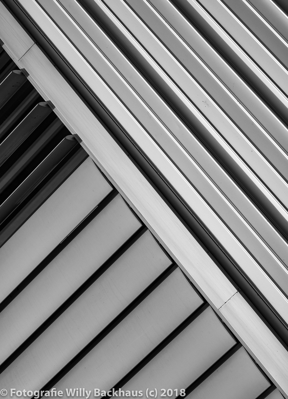 Guess what this is - Part of a building?