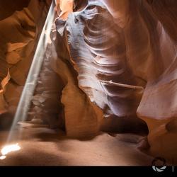 Antelope Canyon Sunray