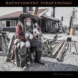 Piratendag Bataviawerf 2 sep 2017
