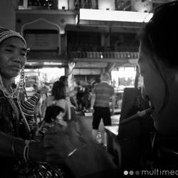 Thai Vendor @ Khao San Road