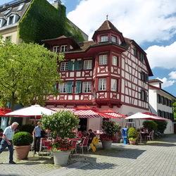 Luzern Zwitserland.