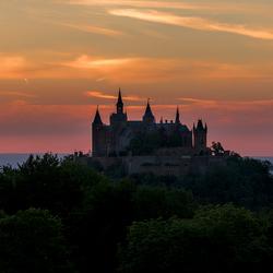 Sprookjeskasteel, Burg Hohenzollern