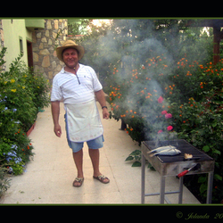 Barbeque'en op z'n Turks