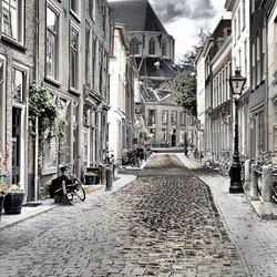 HDR Leiden Anton Piek stijl