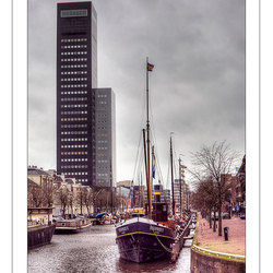 Achmea toren Leeuwarden