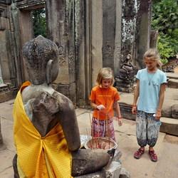 Tempels van Angkor Wat