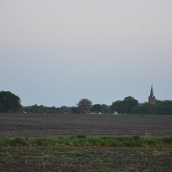 St Trudo kerk en Oude Toren in Stiphout