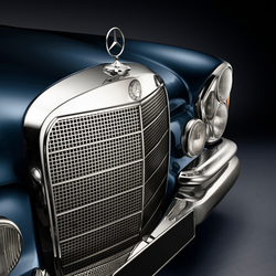 Mercedes-Benz 250SE 1967