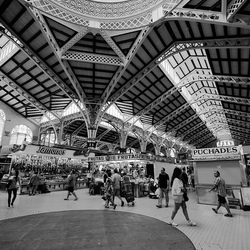 Valencia Markthal