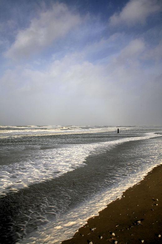 Storm oktober 2013 - Storm ..vreemde luchten..mooie natuur