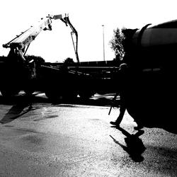 Werkman cementwagen