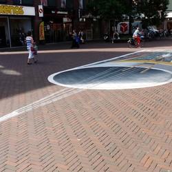 P1450980 Zomers Delft nr11  KUNSTwerk 6juli 2017