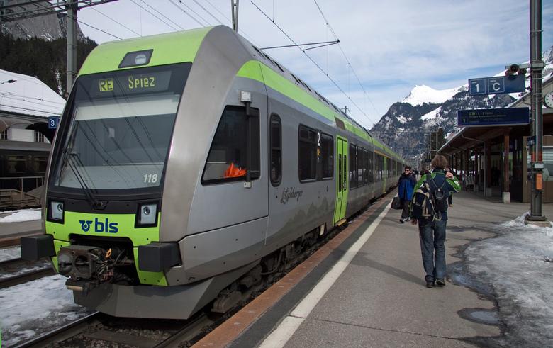 Lötschberger Zwitserland