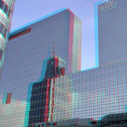 de Delftse Poort Weena Rotterdam 3D