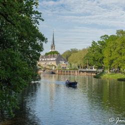 Buiten grachten  van Zwolle